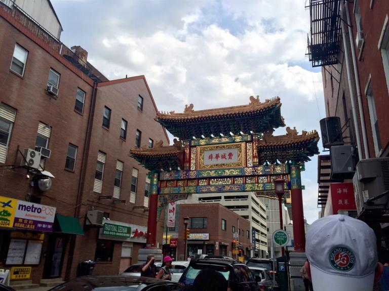 Friendship Gate, Chinatown, Philadelphia