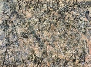 Lavender Mist - Jackson Pollock